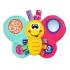 Развивающая игрушка Chicco Бабочка Дейзи (07893.00), 8058664065134