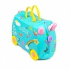 Детский чемодан для путешествий Trunki Una the Unicorn (0287-GB01-UKV), 5055192202874