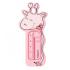 Термометр для ванной BabyOno Жираф, розовый (775/01), 5901435407059