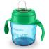 Чашка с мягким носиком и ручками Philips Avent 6+, голубой, 200 мл (SCF551/05), 8710103854371