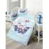 Комплект постельного белья LightHouse Ship, ранфорс, 150х100 см, голубой (35196), 2200000035196