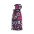 Термокуртка Huppa Classy, р.110, черный с розовым (17710030-P18-110)