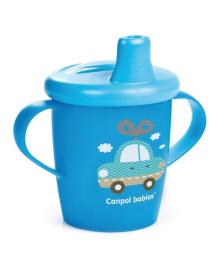 Поильник-непроливайка Canpol babies Toys синий 250 мл