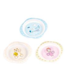 Тарелкапластиковая Canpol babies 270 мл (в ассорт) 56/008, 5903407560083