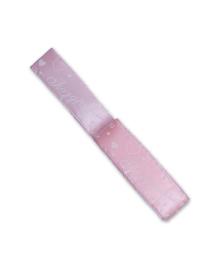 Лента для новорожденного Бетис розовая