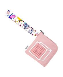 Пенал Upixel Funny Square розовый WY-B002A-A, 6955185809822