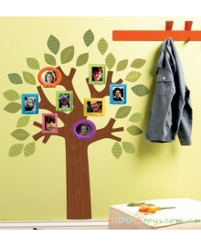 """Интерьерные наклейки """"Семейное Дерево"""" WALLIES 13366"""