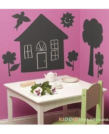 "Наклейки на стену для рисования ""Сад"" WALLIES 16011"