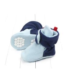 Пинетки Lapchu PW1385B 17,5 (10,5 см) голубой