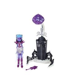 """Игровой набор с куклой Астранова из м/ф """"Буу-Йорк, Буу-Йорк!"""" Monster High. CHW58"""