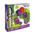 Набор с кинетическим песком «Doggy», фиолетовый, зеленый Wacky-Tivities 71415DG, 7300001117541
