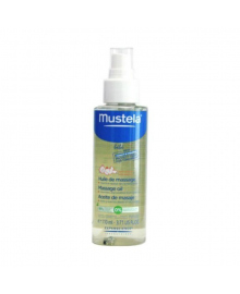 Детское масло для массажа Mustela, 100 мл