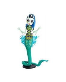 Кукла Монстро-рыбка из м/ф Большой монстровый риф, в ассорт Monster High DHB57