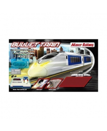 Набор Golden Bright Железная дорога Скоростной поезд 8400, 4892172840005