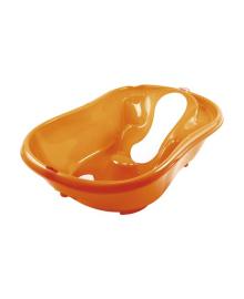 Ванночка OK Baby Onda Evolusion Orange С анатомической горкой