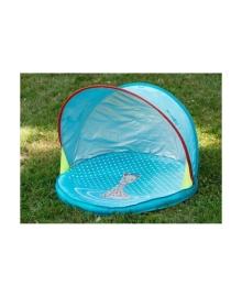 Игровой коврик-бассейн с козырьком от солнца Sofie La Girafe LUDI SLG-03
