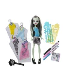 Игровой набор «Модный БУутик Френки» Monster High DNM27