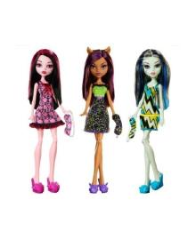 Кукла Monster High Пижамная вечеринка (в ассорт.) DPC40