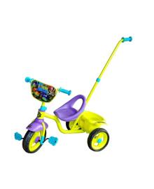 Велосипед 3-х колесный Bk Toys Ltd Черепашки ниндзя TNT0102, 6900000161623