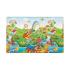 Игровой коврик Dwinguler Dino Land Русский алфавит 230х140х1.5 см