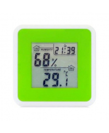 Цифровой термогигрометр Т-07 Стеклоприбор 401633, 4820169580078