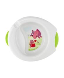 Термоустойчивая тарелка Chicco 2-в-1 Stay Warm 6826, 8003670879923