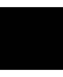 Трикотажные брюки синего цвета для девочки, р. 122 Mevis 1640-01