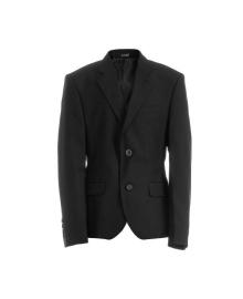 Черный пиджак для мальчика (размеры 152 - 164), р. 158