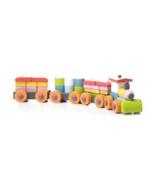 Конструктор Cubika Поезд LР-1, 38 эл. 11681, 4823056511681