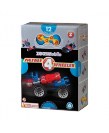 Конструктор Zoob Mini 4 Wheeler  12050