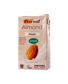 Органическо миндальное молоко Eco mil классическое, 1 л