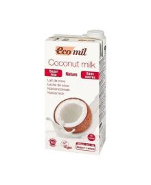 Органическое кокосовое молоко Eco mil, 1 л