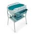 Пеленальный столик с ванночкой Chicco Cuddle & Bubble 79348.89, 8058664110902