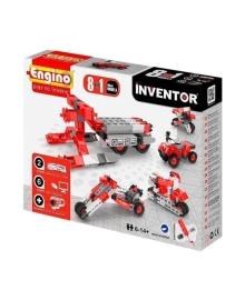 Конструктор Engino Inventor 8 в 1 Мотоциклы, 71 эл. 832, 5290001135589