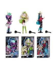 Кукла Monster High Новенькие БУученики в школе (в ассорт.) DJR52