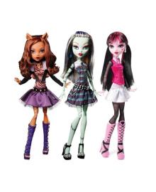 Невероятно высокая кукла Monster High (в ассорт.) DHC44