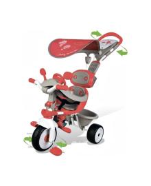 Велосипед 3-х колесный Smoby Baby Driver Confort, красный 434208