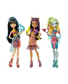 Кукла Mattel Monster High Dance Шальная вечеринка 27 см (в ассорт.) DNX18