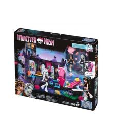 Конструктор Mattel Monster High Школьный страхотерий, 280 эл DKT93