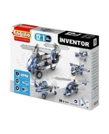 Конструктор Engino Inventor Самолеты 12 в 1, 120 эл. 1233, 5290001135640