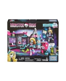 Конструктор Mattel Monster High Урок укусологии, 194 эл. DKY23