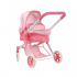 Коляска Gotz для куклы, четырехколесная, розовая Götz 3402626, 4001269026264