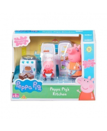 Игровой мини-набор Peppa Pig Кухня Пеппы