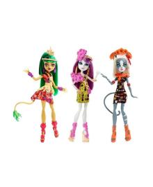 Кукла Monster High Монстрические каникулы, 26 см (в ассорт.) DKX94