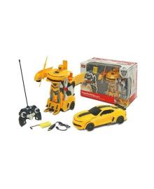 Робот-трансформер Chevrolet Camaro MZ на радиоуправлении  2342X, 6953386305495