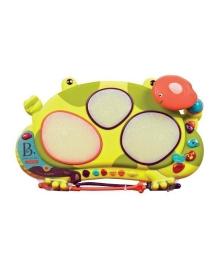 Музыкальная игрушка Battat Кваквафон
