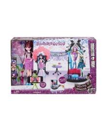 Игровой набор Monster High Вечеринка года DNX68