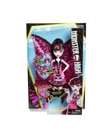Кукла Monster High Улетная Дракулаура, 26 см DNX65