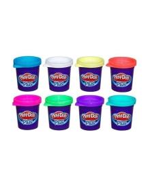 Набор пластилина из 8-ми банок Play-Doh Play Doh A1206EU4, 5010994914462