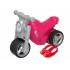 Мотоцикл-толокар Big Девичий стиль, розовый (56362), 4004943563628